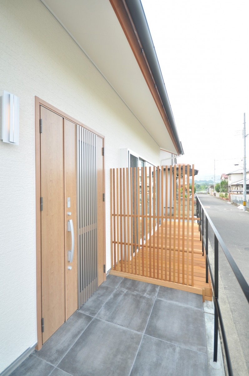 One Story House